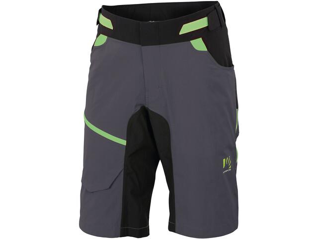 Karpos Jump Shorts Men dark grey/black